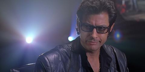 Eyewear, Glasses, Jacket, Leather, Leather jacket, Photography, Black hair, Vision care, Fictional character,