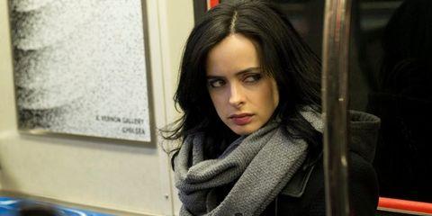 Eyelash, Street fashion, Stole, Scarf, Black hair, Long hair, Shawl, Wrap, Makeover, Layered hair,