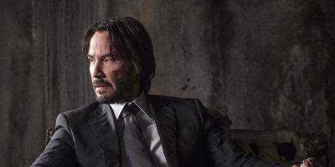 Suit, Sitting, Formal wear, Tuxedo, White-collar worker, Portrait, Fictional character,