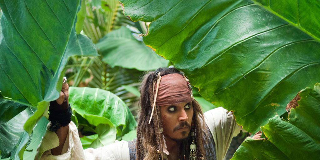 Johnny Depp accidentado en el rodaje de \'Piratas del Caribe 5\'