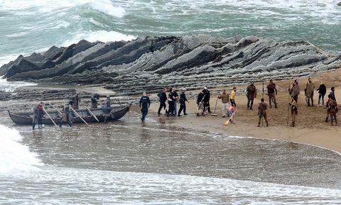Water, Wave, Shore, Ocean, Coast, Wind wave, Sea, Beach, Geological phenomenon, Tide,