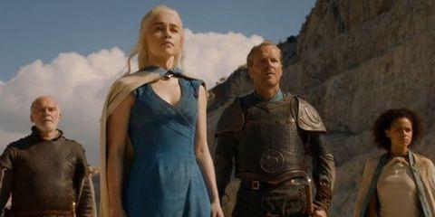 Juego de tronos\': Tráiler de la cuarta temporada
