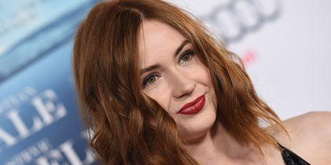 Hair, Mouth, Lip, Hairstyle, Skin, Chin, Shoulder, Eyebrow, Eyelash, Facial expression,