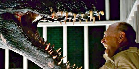 Dinosaur, Jaw, Fictional character,