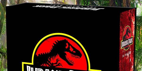 Jurassic Park Tendra Nuevo Juego De Mesa
