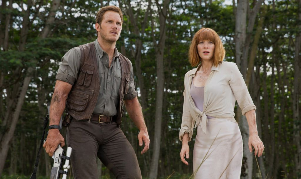 'Jurassic World' sigue batiendo récords