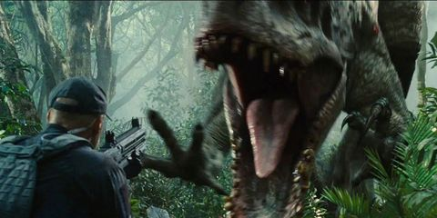 Soldier, Military person, Tooth, Jaw, Fang, Cap, Tongue, Extinction, Terrestrial animal, Dinosaur,