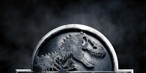 Logo, Font, Emblem, Graphics, Trademark, Symbol, Brand, Silver, Dinosaur, Label,