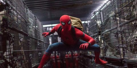 Spider-man, Red, Fictional character, Superhero,