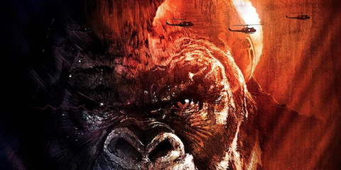 Art, Fictional character, Darkness, Snout, Poster, Wrinkle, Graphics, Artwork, Movie, Fiction,