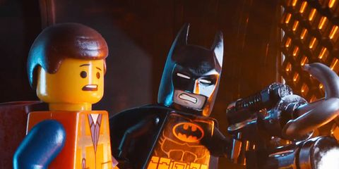Fictional character, Toy, Amber, Batman, Hero, Superhero, Fiction, Plastic, Robot, Action figure,