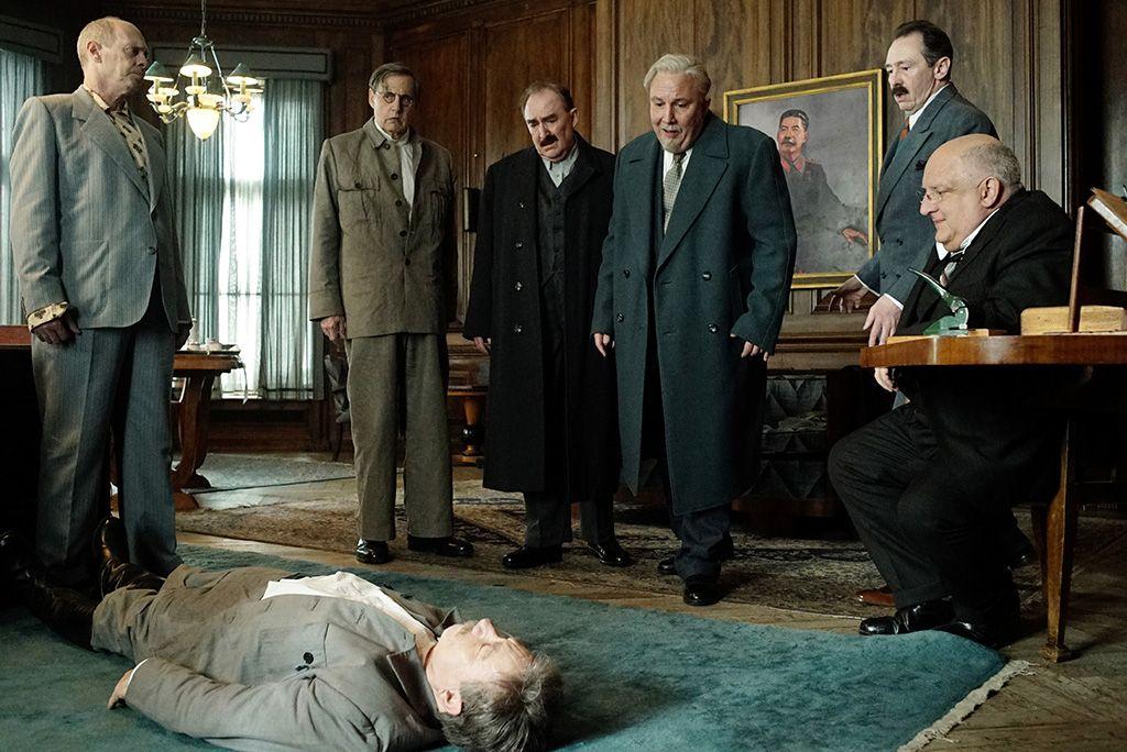 La muerte de Stalin': La película que enfurece a Putin