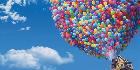 Hot air ballooning, Sky, Hot air balloon, Balloon, Cloud, Party supply, Vehicle, Fun, Recreation, Air sports,