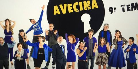 People, Social group, Community, Team, Electric blue, Celebrating, Gesture, Suit trousers, Stage, Collaboration,