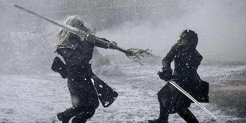 Boot, Snow, Winter storm, Glove, Blizzard,