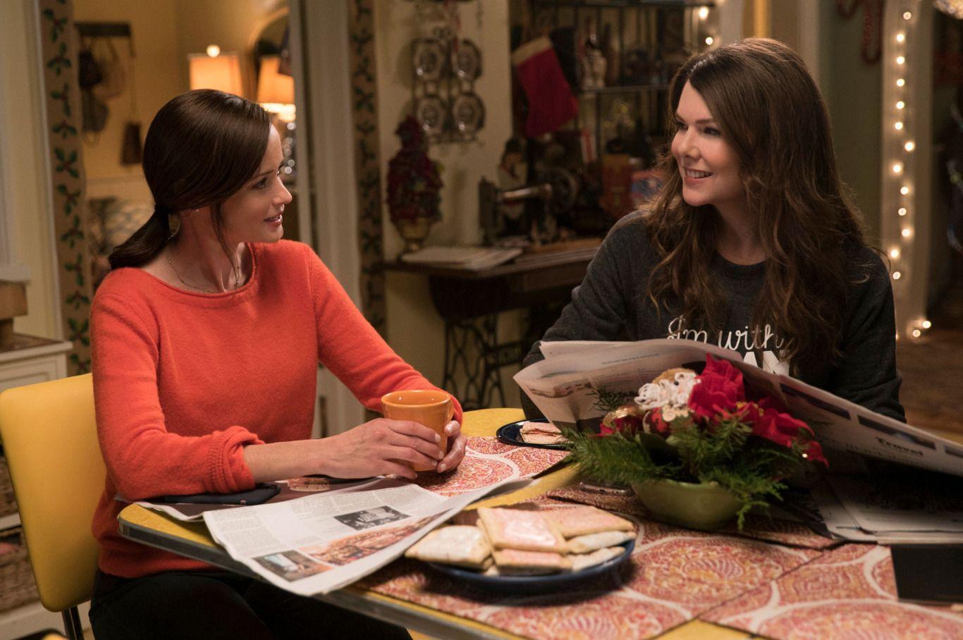'Las 4 estaciones de las chicas Gilmore': Así ha recibido la crítica internacional este revival