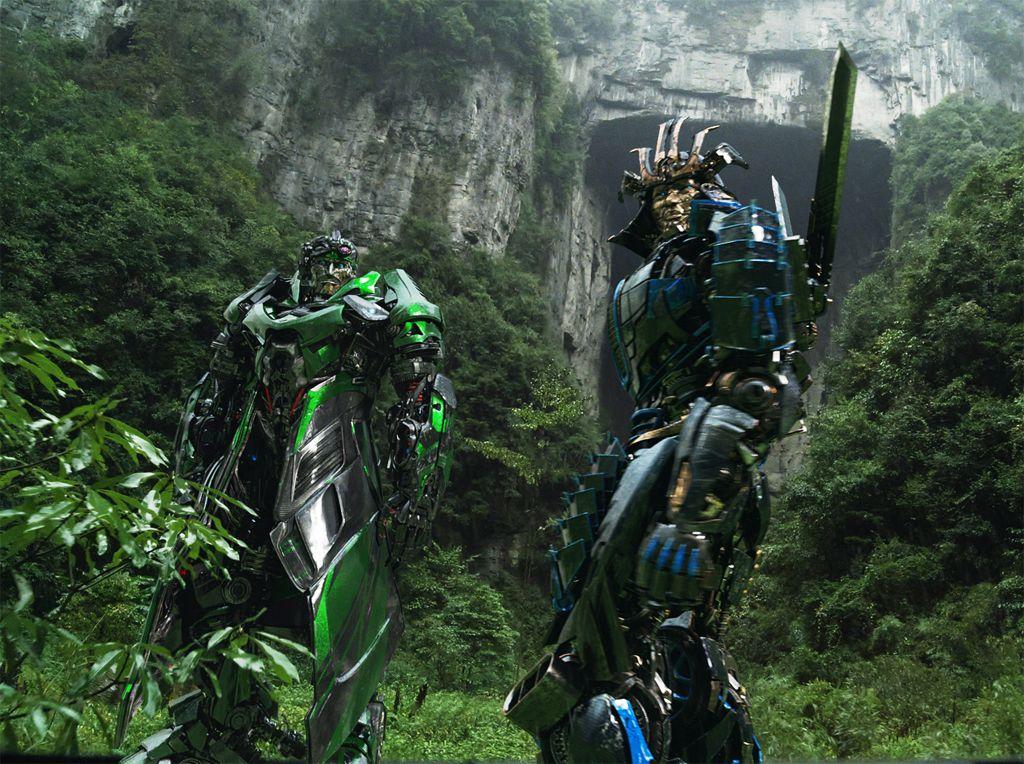 Las claves de los efectos visuales de \'Transformers: La era de la ...