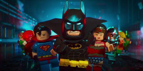 Fictional character, Toy, Red, Superhero, Batman, Hero, Cartoon, Justice league, Masque, Costume,