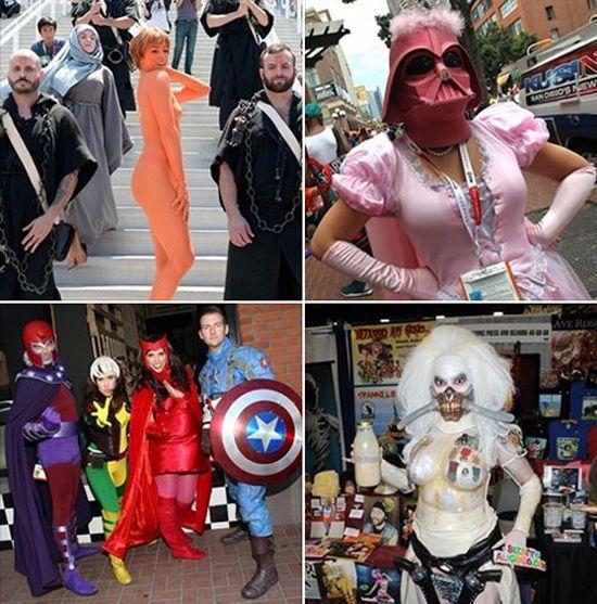 Los 100 mejores 'cosplay' de la Comic-Con 2015