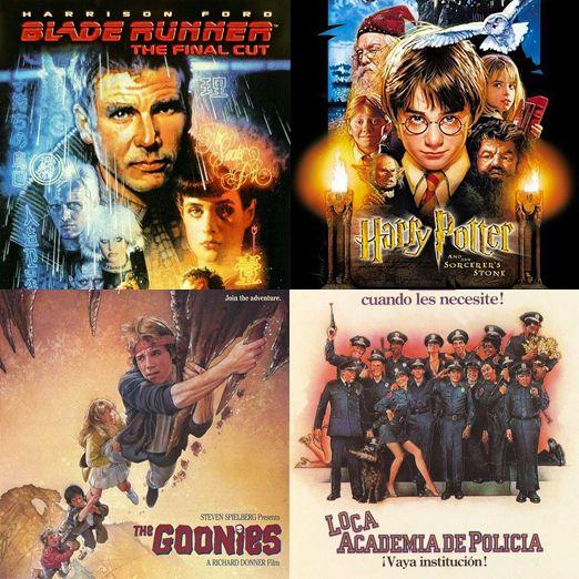 Los 21 carteles más emblemáticos del cine