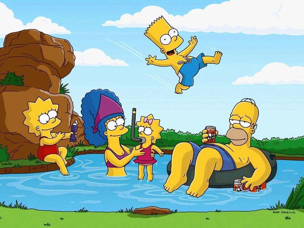 'Los Simpson': dos años más de risas amarillas