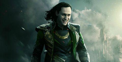 Thor Love and Thunder Loki