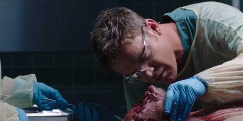 Flesh, Human body, Surgeon,