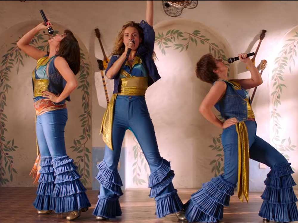 Mamma Mia Una Y Otra Vez Estas Son Las Canciones De Abba Que Escucharás En La Película