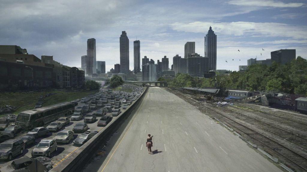 Mapa The Walking Dead.Mapas De Los Sucesos De The Walking Dead Y Sus Localizaciones