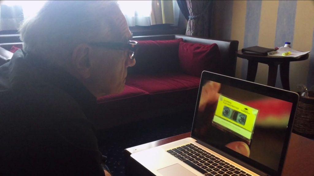Martin Scorsese felicita al joven que hizo el video que mezcla escenas de sus películas con las de Stanley Kubrick
