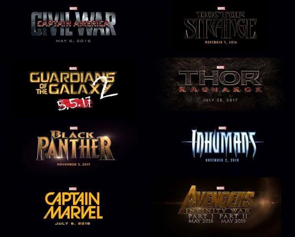 Marvel anuncia su fase 3
