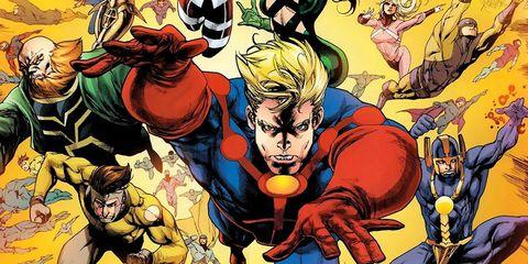Comics, Fictional character, Superhero, Fiction, Hero, Comic book, Illustration, Justice league, Art, Supervillain,