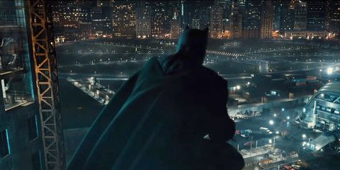 Batman, Superhero, Fictional character, Justice league, Urban area, City, Supervillain, Digital compositing, Cityscape, Metropolis,