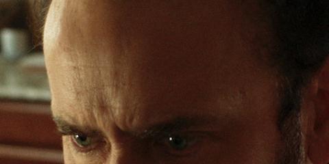 Face, Nose, Facial expression, Head, Forehead, Chin, Eyebrow, Human, Cheek, Mouth,