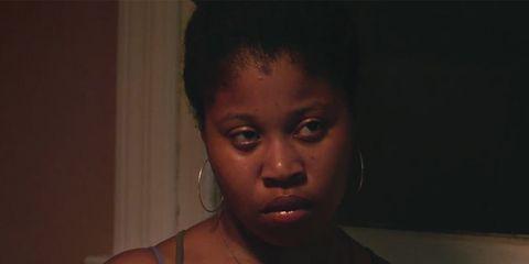 Face, Hair, Black, Eyebrow, Forehead, Lip, Skin, Head, Nose, Cheek,