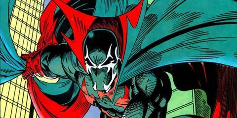 Fictional character, Comics, Fiction, Superhero, Batman, Justice league, Anime, Illustration,