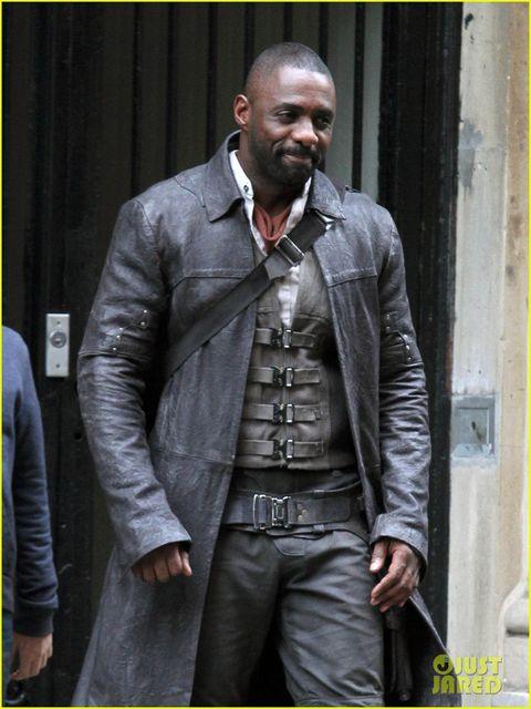 Jacket, Sleeve, Collar, Dress shirt, Textile, Outerwear, Standing, Coat, Pocket, Denim,