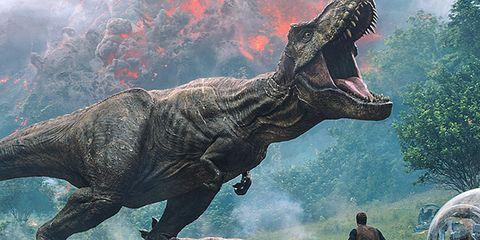 Jurassic World 2 El Reino Caído Nuevas Imágenes De La