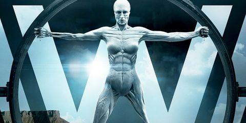 Shoulder, Joint, Standing, Chest, Sculpture, Trunk, Muscle, Abdomen, Fictional character, Symmetry,