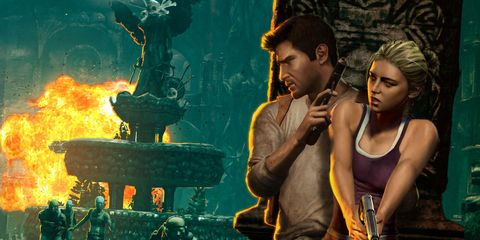 Human, Fire, Animation, Cg artwork, Digital compositing, Action-adventure game, Scene, Pack animal, Movie, Heat,