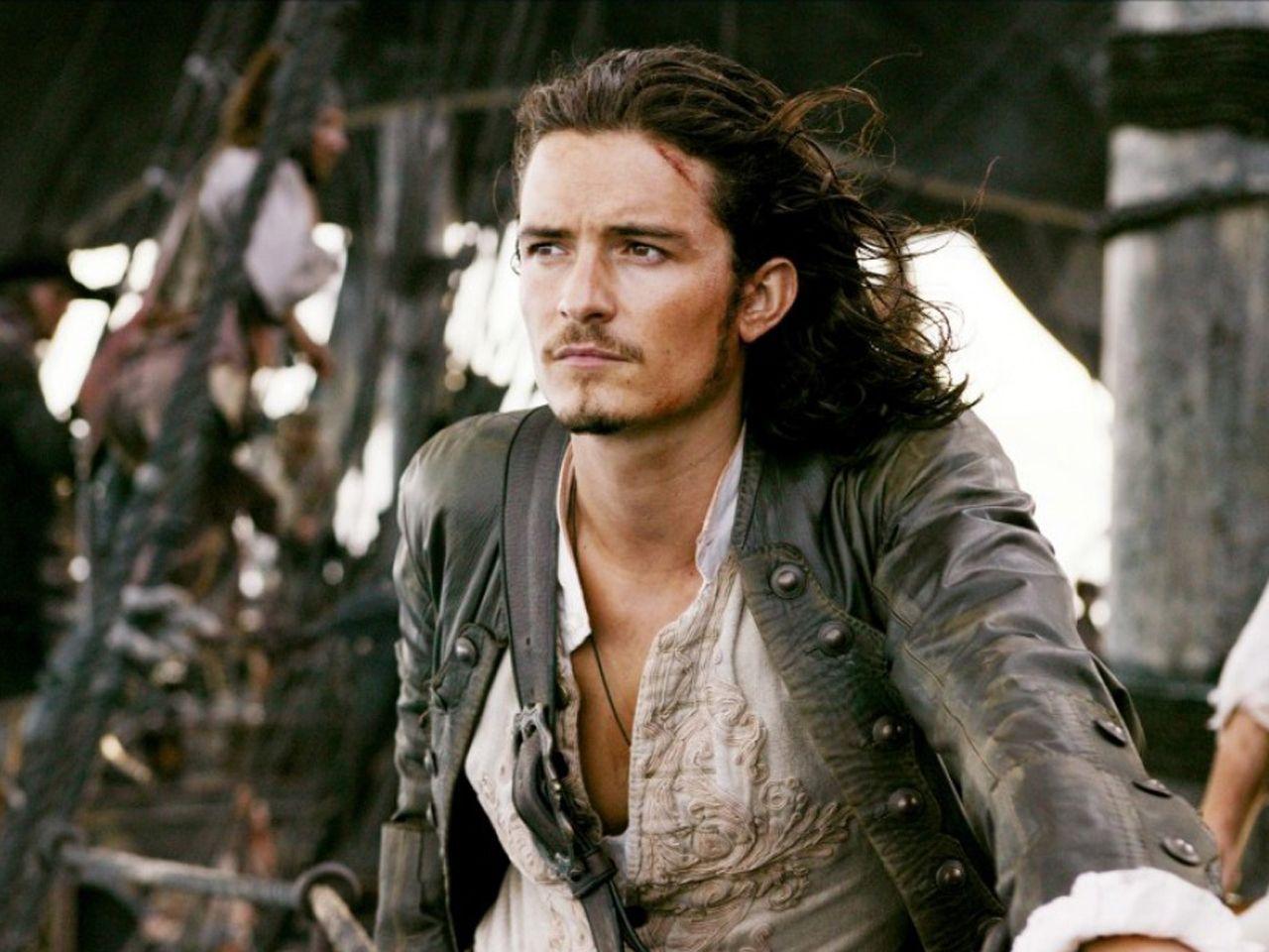 Orlando Bloom quiere volver a 'Piratas del Caribe'