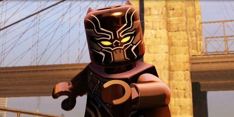 Fictional character, Action figure, Animation, Toy, Batman, Screenshot, Supervillain,