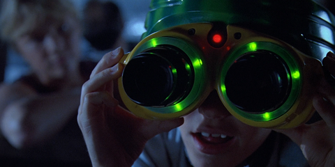 71a3ed4dfd A la venta las gafas de visión nocturna de 'Parque Jurásico'