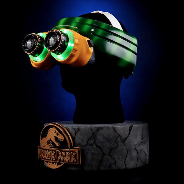 e262835e71 A la venta las gafas de visión nocturna de 'Parque Jurásico'