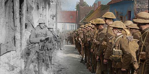 Soldier, People, Military uniform, Army, Military organization, Military, Infantry, Troop, Uniform, Headgear,
