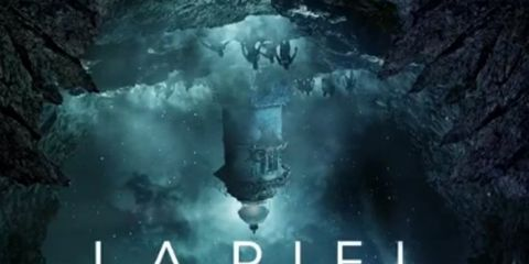 Darkness, Movie, Poster, Fiction, Album cover, Book cover, Font, Graphic design, Cg artwork, Graphics,