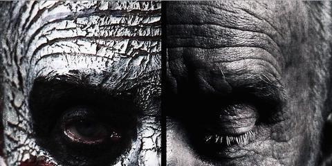 Face, Skin, Head, Eye, Wrinkle, Human, Close-up, Organ, Forehead, Portrait photography,