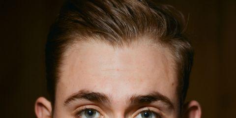 Hair, Ear, Nose, Mouth, Lip, Cheek, Hairstyle, Eye, Skin, Chin,