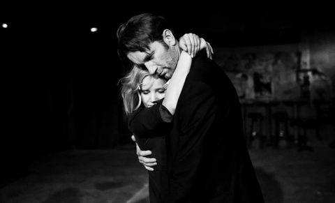 Photograph, Black, Black-and-white, Snapshot, Monochrome, Photography, Flash photography, Monochrome photography, Romance, Hand,