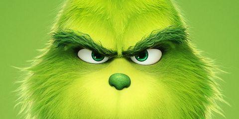 Green, Cartoon, Snout, Fictional character,